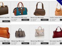 【手提包PNG】精選36款手提包PNG圖案素材下載,免費的手提包去背點陣圖
