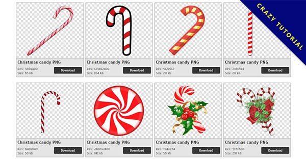 【拐杖糖PNG】精選51款拐杖糖PNG圖案素材下載,免費的拐杖糖去背圖片