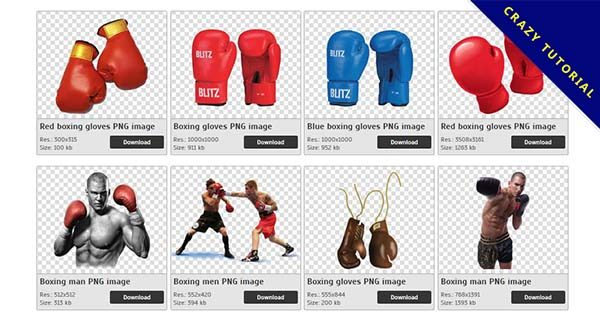 【拳擊手套PNG】精選40款拳擊手套PNG圖案素材包下載,免費的拳擊手套去背圖檔