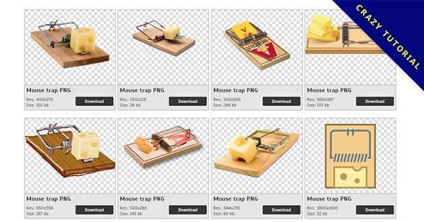 【捕鼠夾PNG】精選35款捕鼠夾PNG圖案免費下載,免費的捕鼠夾去背圖案