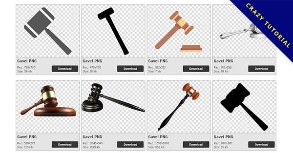 【木槌PNG】精選93款木槌PNG點陣圖下載,免費的木槌去背圖案