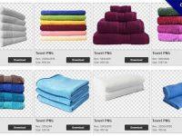 【毛巾PNG】精選104款毛巾PNG圖案下載,免費的毛巾去背圖檔