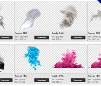 【煙霧PNG】精選139款煙霧PNG點陣圖素材下載,免費的煙霧去背圖檔