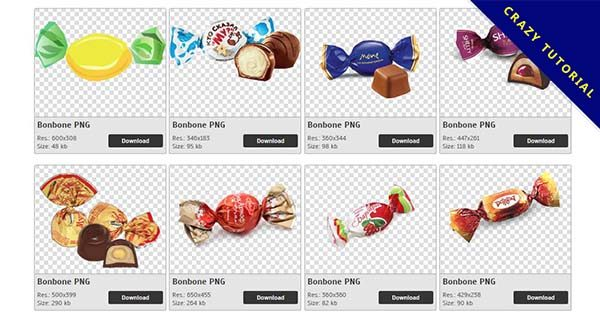 【糖果PNG】精選38款糖果PNG點陣圖免費下載,免費的糖果去背圖片