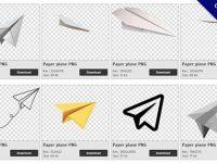 【紙飛機PNG】精選87款紙飛機PNG圖片免費下載,免費的紙飛機去背點陣圖