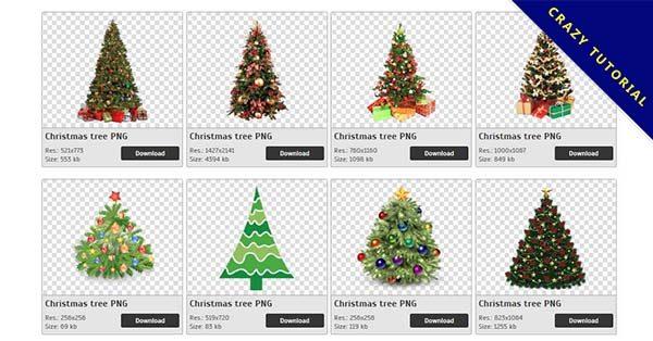 【聖誕樹PNG】精選145款聖誕樹PNG圖片素材下載,免費的聖誕樹去背圖片