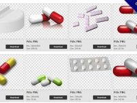 【藥丸PNG】精選60款藥丸PNG點陣圖下載,免費的藥丸去背圖片