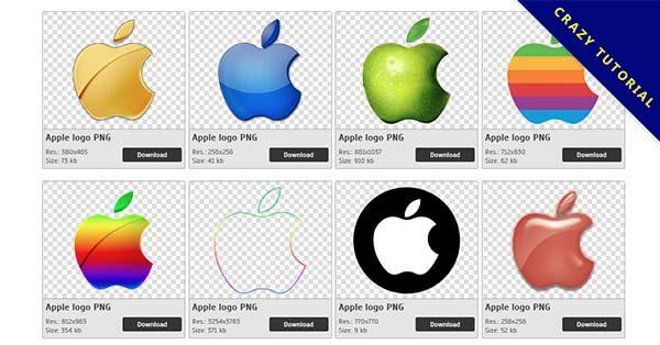 【蘋果LOGOPNG】精選35款蘋果LOGOPNG圖檔下載,免費的蘋果LOGO去背點陣圖