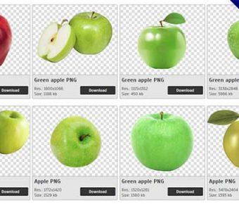 【蘋果PNG】精選111款蘋果PNG圖檔下載,免費的蘋果去背點陣圖