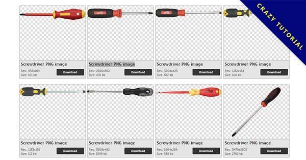 【螺絲刀PNG】精選37款螺絲刀PNG圖片素材包下載,免費的螺絲刀去背圖案