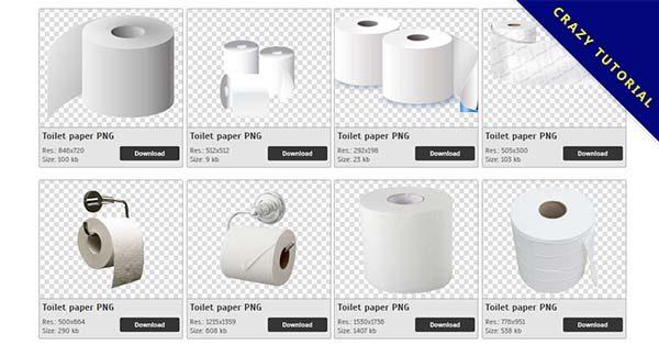 【衛生紙PNG】精選39款衛生紙PNG圖案素材包下載,免費的衛生紙去背圖檔