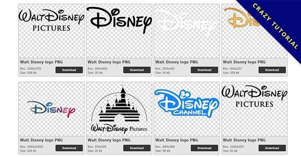 【迪士尼標誌PNG】精選48款迪士尼標誌PNG圖案素材包下載,免費的迪士尼標誌去背圖案