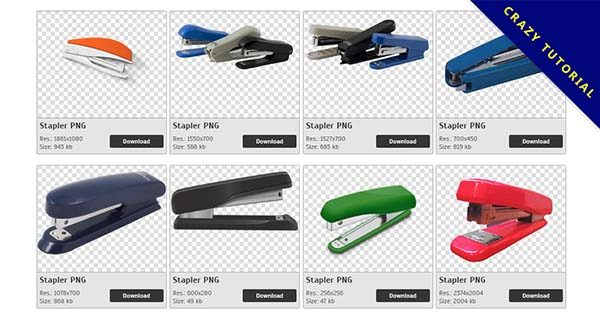 【釘書機PNG】精選85款釘書機PNG圖檔免費下載,免費的釘書機去背圖片