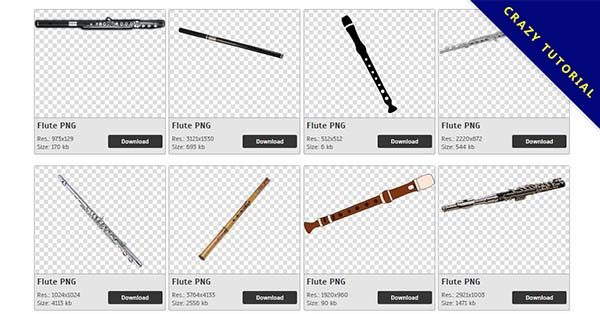 【長笛PNG】精選72款長笛PNG點陣圖素材免費下載,免費的長笛去背圖片