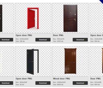 【門PNG】精選83款門PNG圖案素材下載,免費的門去背點陣圖