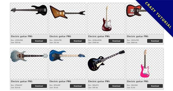 【電吉他PNG】精選81款電吉他PNG點陣圖素材免費下載,免費的電吉他去背圖檔