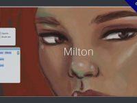 【電腦繪圖軟體】Milton極簡電腦繪畫工具下載,英文版,支援WINDOWS系統