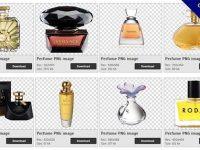 【香水PNG】精選89款香水PNG圖片素材下載,免費的香水去背圖案