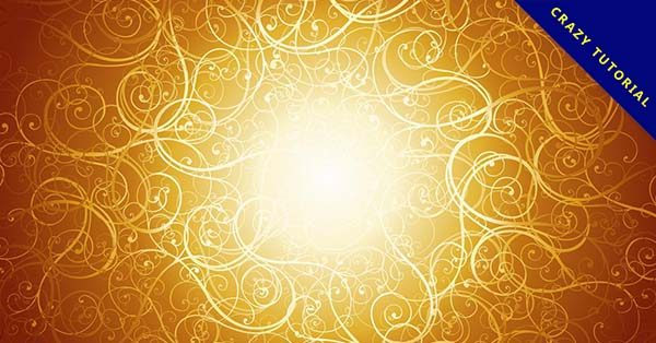 【金色素材】18款精緻的金色素材下載,高質量金色背景推薦