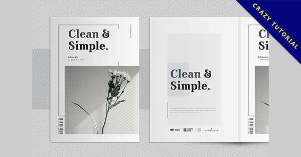 【 作品集目錄】19個精美作品集目錄的設計樣式推薦