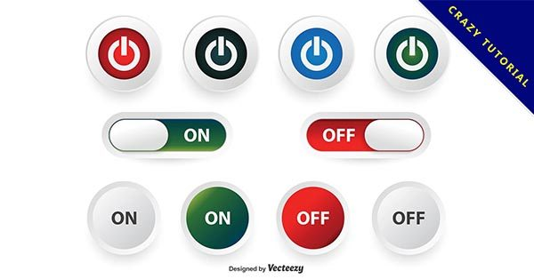 【按鈕素材】19套細緻的按鈕素材下載,素材png推薦