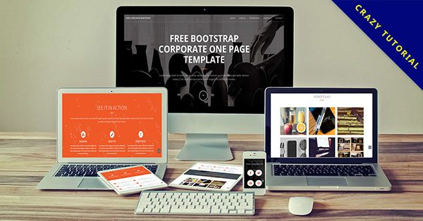【bootstrap免費模板】20款優秀bootstrap免費模板的設計作品推薦