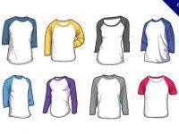 【衣服素材】22款有設計感的衣服素材下載,優質插圖推薦