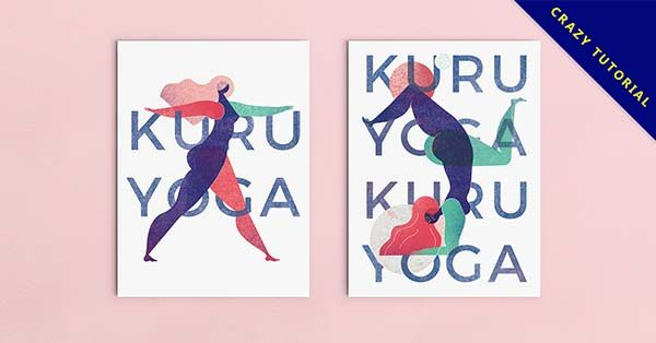 【卡片設計】24個有設計感卡片設計的作品圖案推薦