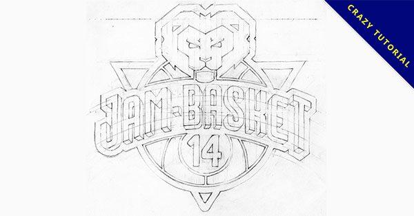 【籃球logo】25個細緻籃球logo的範本案例推薦