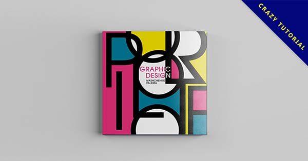 【 作品集封面】25款細緻作品集封面設計的推薦範例