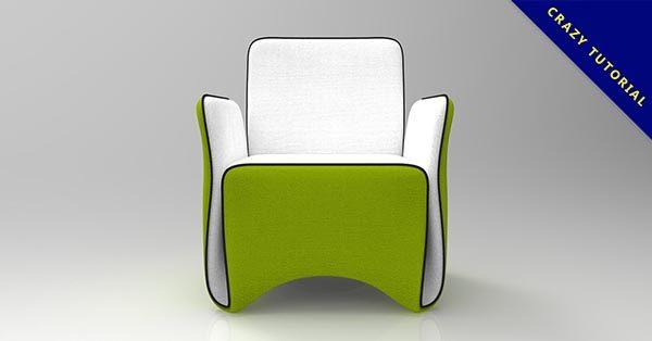 【椅子設計】28款高質量椅子設計的作品範例推薦