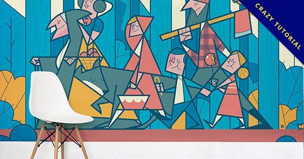 【牆壁設計】29款極美牆壁設計的範本案例推薦
