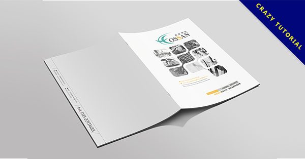 【 畫冊設計】32款有創意感畫冊設計的作品範本推薦