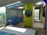 【客廳牆壁顏色】34個有美感客廳牆壁顏色的範本案例推薦