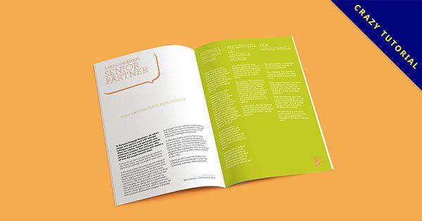 【indesign排版】40個細緻indesign排版範例的設計範例推薦