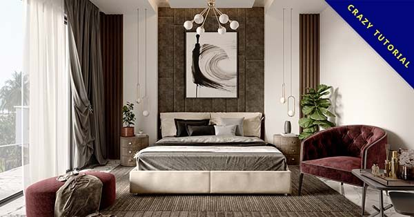 【臥室設計】44張優秀臥室設計的案例照片推薦