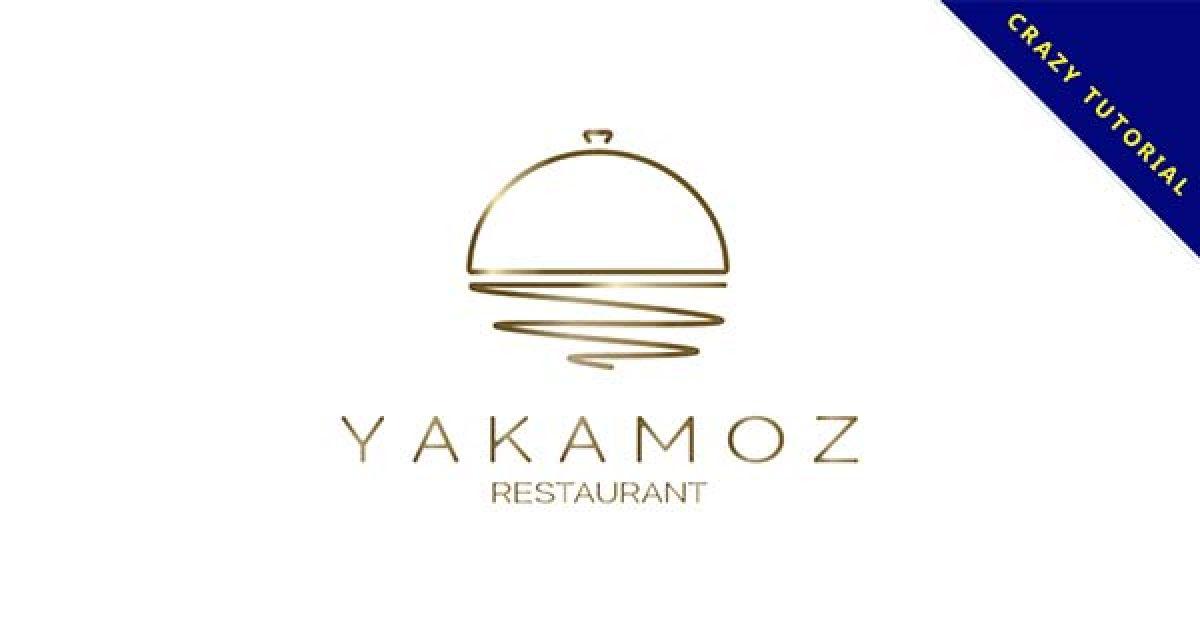 【 餐廳logo】46款有創意感餐廳logo的設計作品推薦