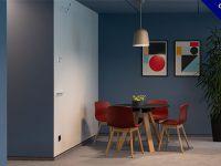 【 辦公室設計】47款有設計感的辦公室設計裝潢