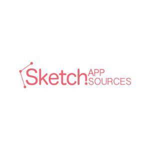 最大的免費和優質Sketch資源集合。所有.sketch文件和.svg文件都是可編輯且易於使用的