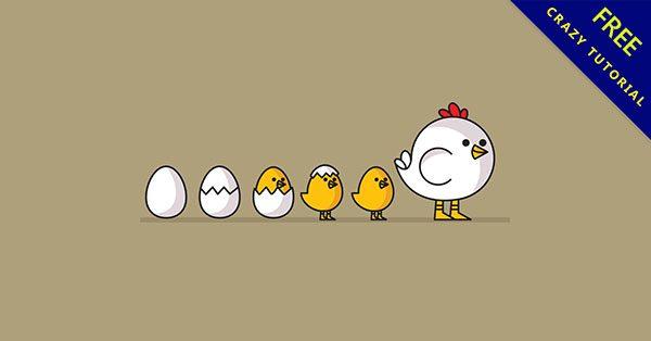 【卡通雞圖案】乾貨推薦:12個優質的卡通雞圖案下載