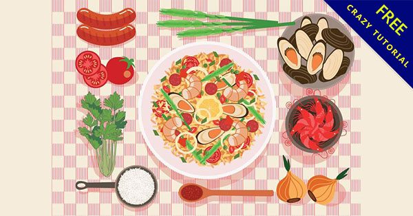 【食物卡通】免費乾貨又一波!25張精美的食物卡通圖下載