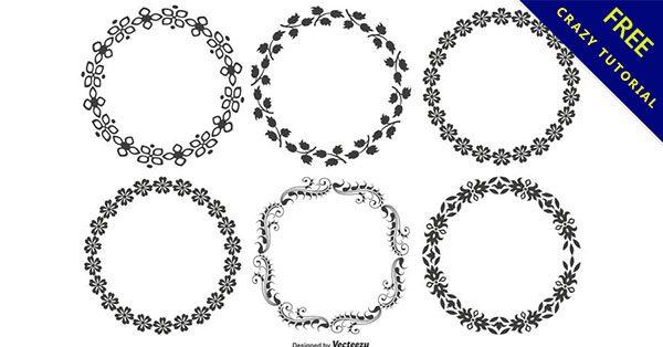 【邊框花紋】嚴選16個精美的邊框花紋下載