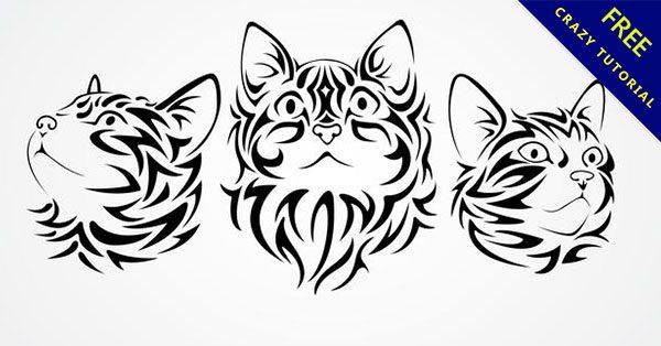 【AI圖騰設計】小編推薦:37個優質的Illustrator圖騰下載