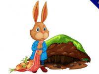 【卡通兔子圖】精選19個優質的卡通兔子圖下載
