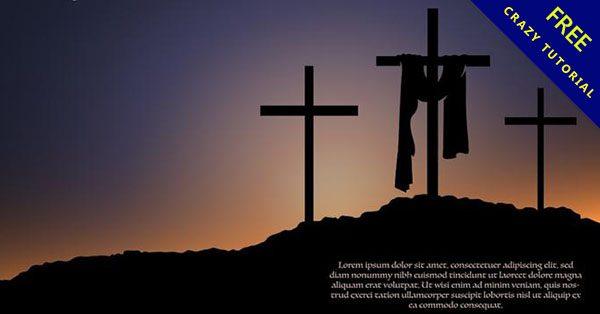 【十字架圖形】素材推薦:19套高品質的十字架圖形下載