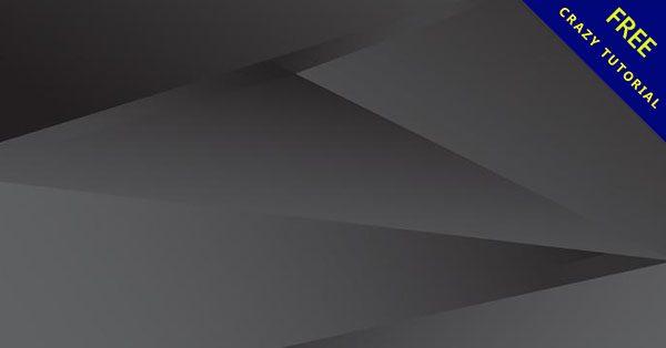 【黑色素材】美編必備的23款優質的黑色素材下載