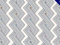 【線條圖案】美編都需要的28套精緻的線條圖案下載