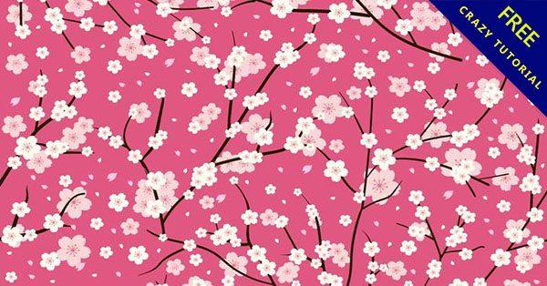 【櫻花背景】設計人必使用的22款精緻的櫻花背景下載
