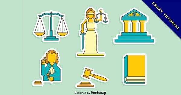 【法院標誌】10個精品的法院標誌下載,優質模版推薦