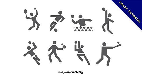 【運動logo】14套高質感的運動logo下載,高質感圖像推薦